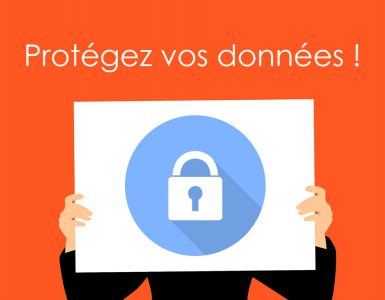 Protégez vos données
