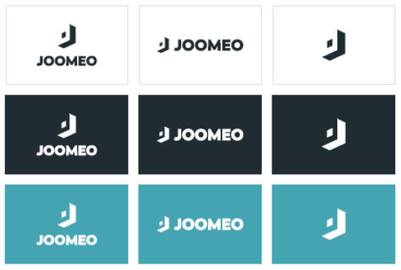 La nouvelle identité de Joomeo