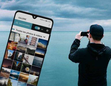 Joomeo's Mobile Application