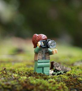 Les briques Lego© prennent vie grâce à Honnyvore
